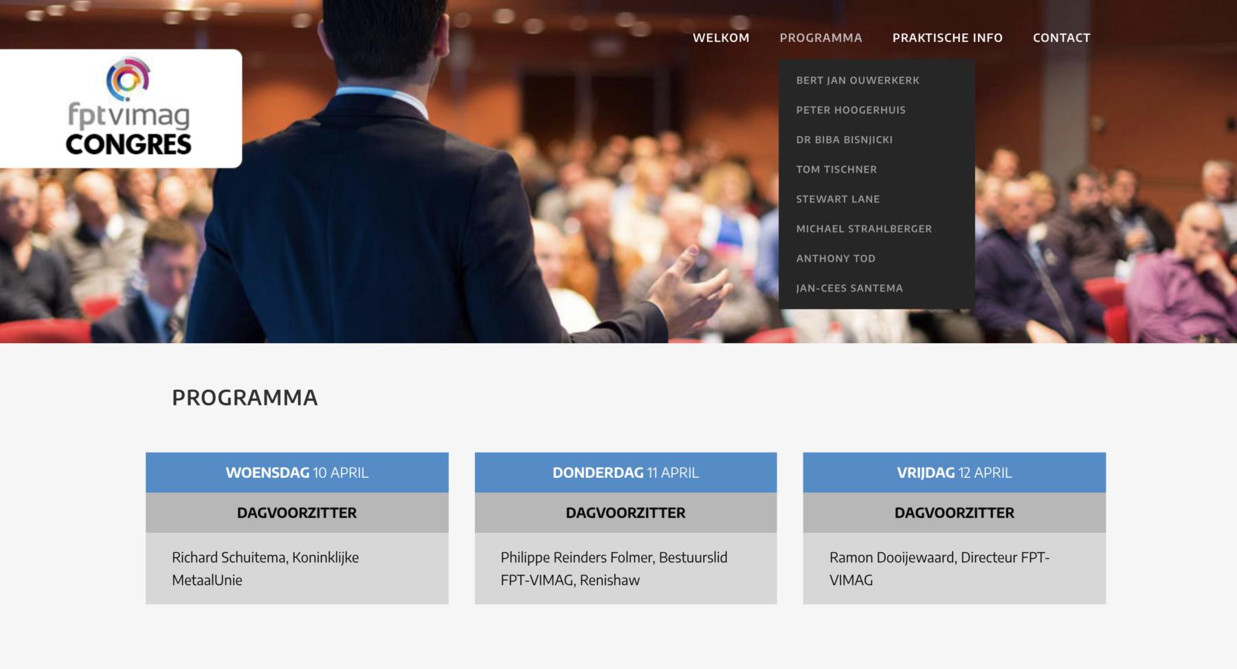 Fptvimag congres