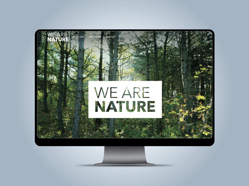 We Are Nature = Website - Subblicious